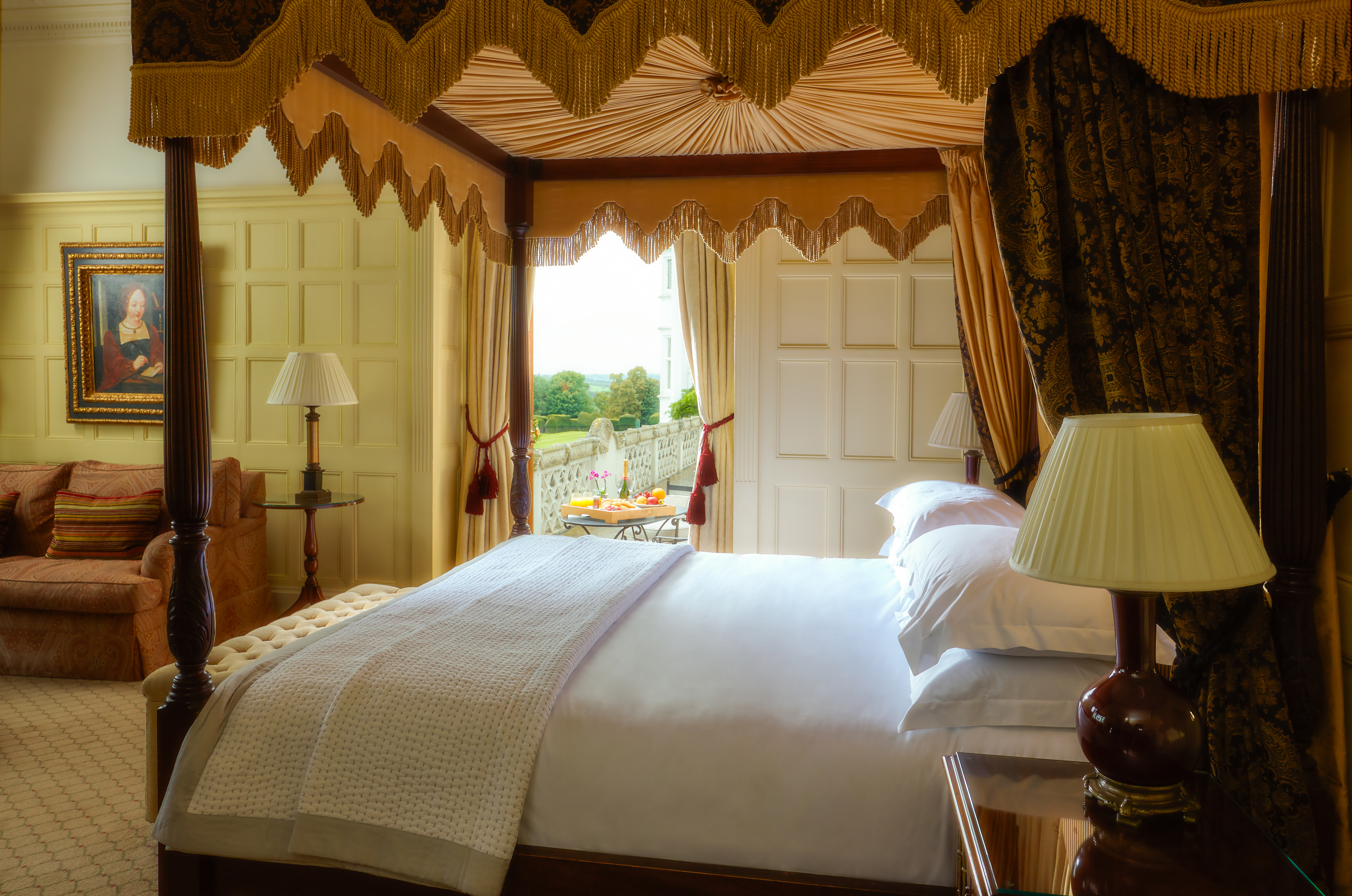 Luxury experiences in a Buckinghamshire Country House Hotel