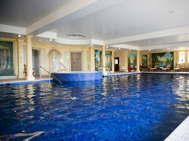Danesfield house hotel - Houses in england with swimming pools ...